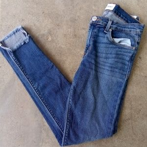 Hudson skinny jeans size 27